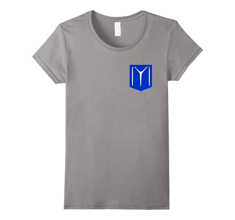 Kayi T Shirt, Turkish Tribe Symbol Ottoman, Pocket Print