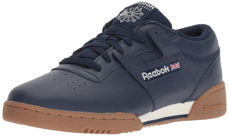 Collegiate Navy Chalk 41.5 EU Reebok Chaussures Athlétiques
