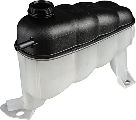 Coolant Reservoir with Cap for 2007 2008 2009 2010 2011 2012 2013 Chevy Silverado Suburban Tahoe Avalanche; 2007 2008 2009 2010 2011 2012 2013 2014 GMC Yukon Coolant Reservoir Pressurized bottle