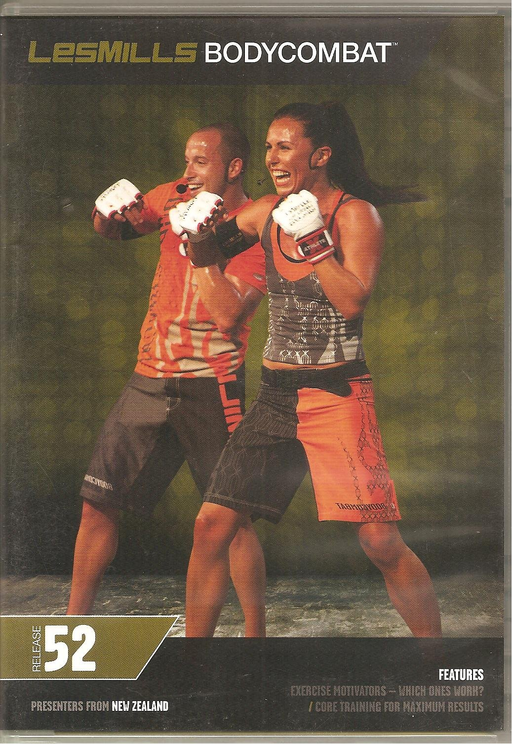 Mills Body Combat Release DVD product image