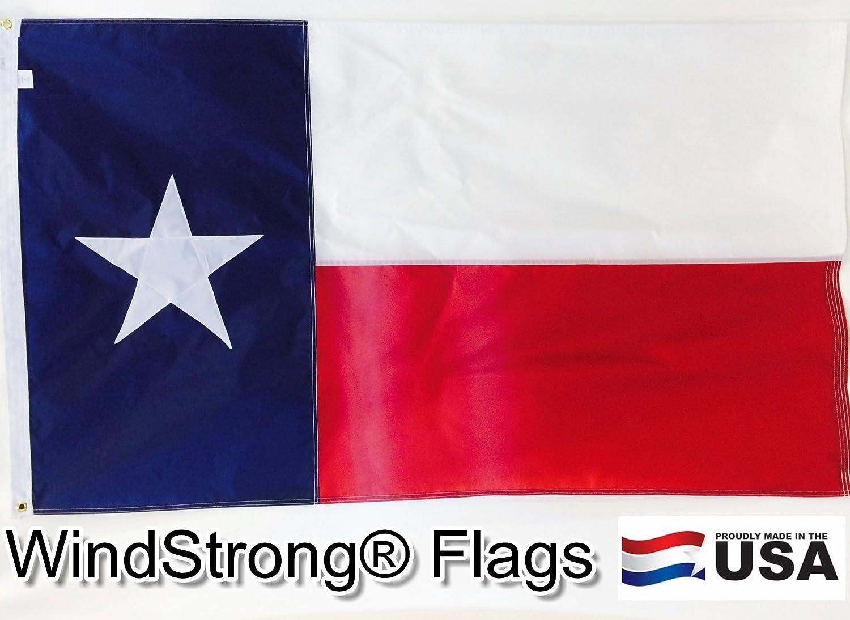 10x15 10 X 15 FT SOLARMAX NYLON TEXAS FLAG LONESTAR