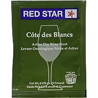 Cote des Blancs Wine Yeast - 10 Packs