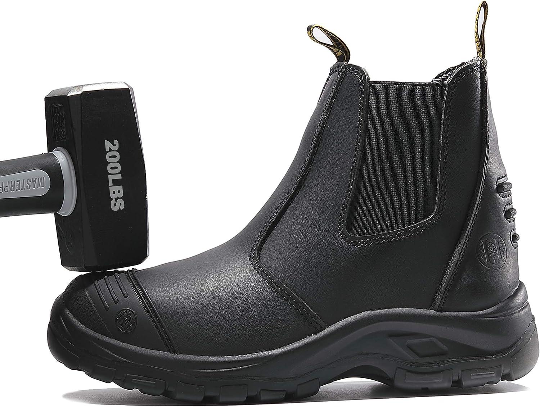 Slip Resistant Anti-Static Slip-on