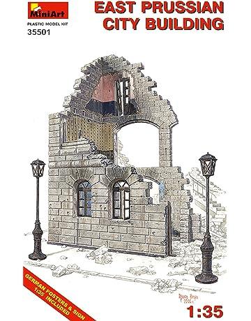 MiniArt - Maqueta de edificio escala 1:18 (MIN35501)