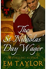 The St Nicholas' Day Wager: An Enemies-to-Lovers Christmas Regency Romance Kindle Edition