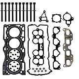 EH90171HB Brand NEW Cylinder Head Gasket Set & Head Bolts Kit for 02-06 Nissan 2.5L Altima / Sentra QR25DE Engine