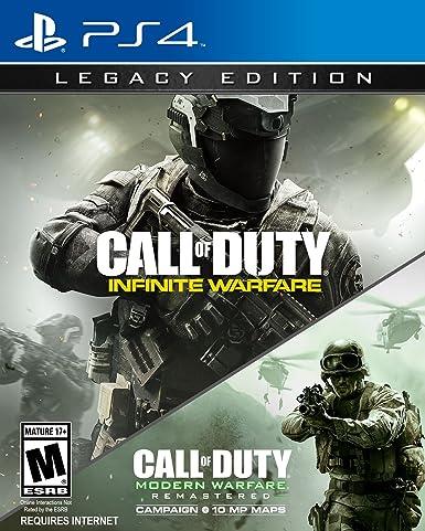 Call of Duty Infinite Warfare Legacy Edition (???:??) - PS4