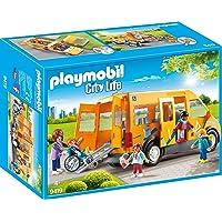 PLAYMOBIL City Life Autobús Escolar, a Partir