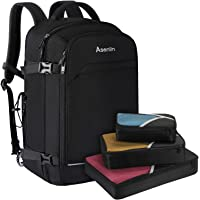 Asenlin 40L Travel Backpack for Women Men,17 Inch Laptop Backpack Flight Approved Luggage Carry On Water Resistant…