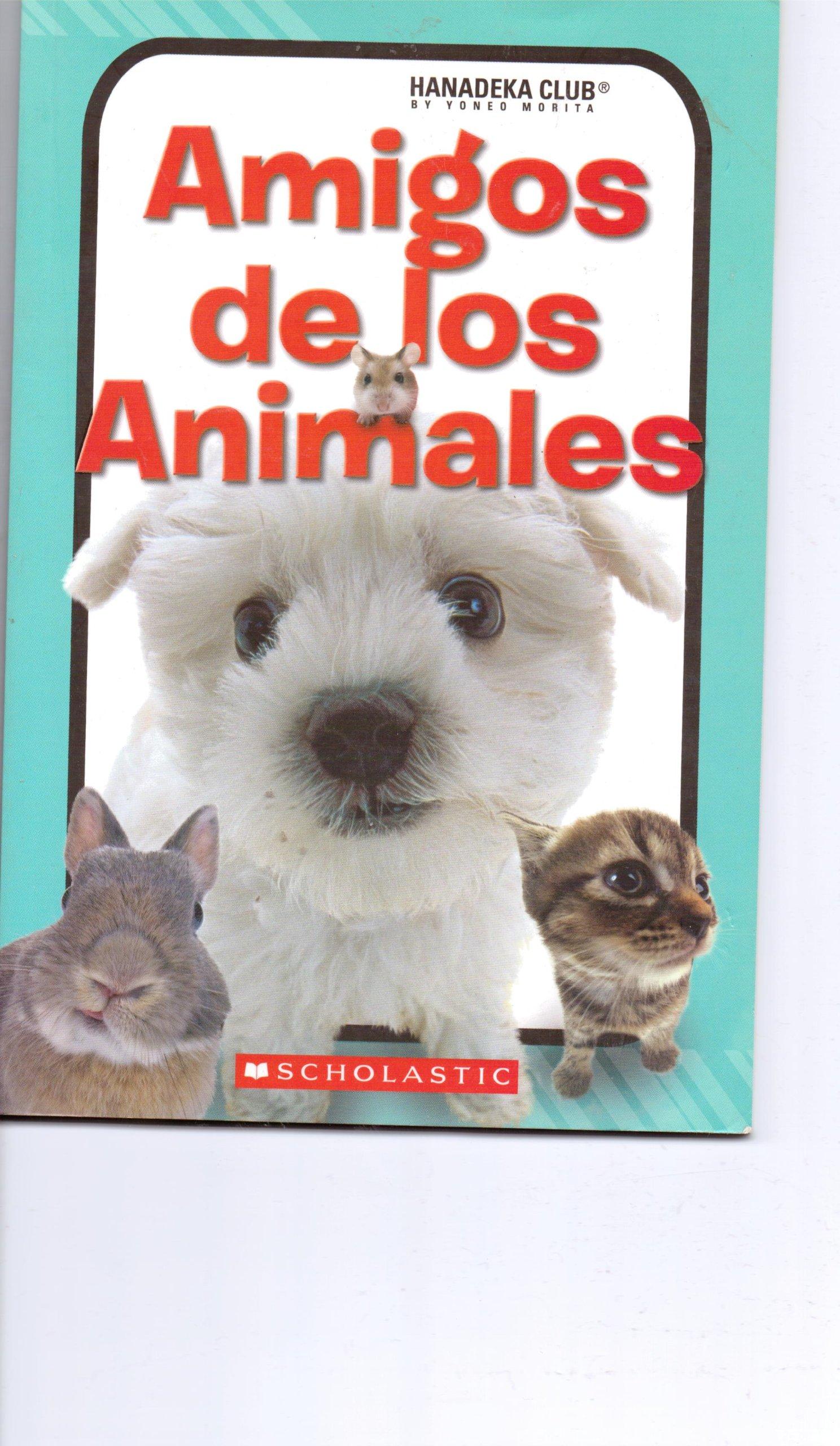 Amigos de los Animales: Yoneo Morita: 9780545175845: Amazon ...