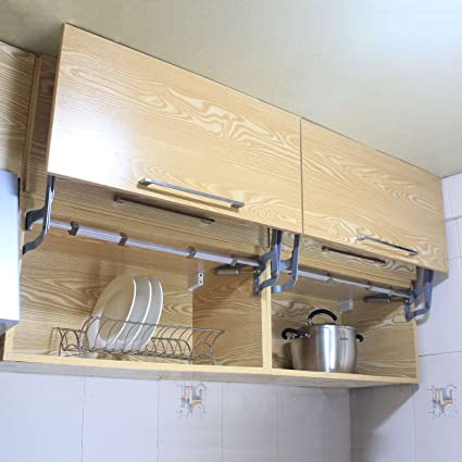 Delicieux Gimify Hanging Cabinet Door Vertical Swing Lift Up Stay Pneumatic Kitchen  Mechanism Hinges Gas Support Arm