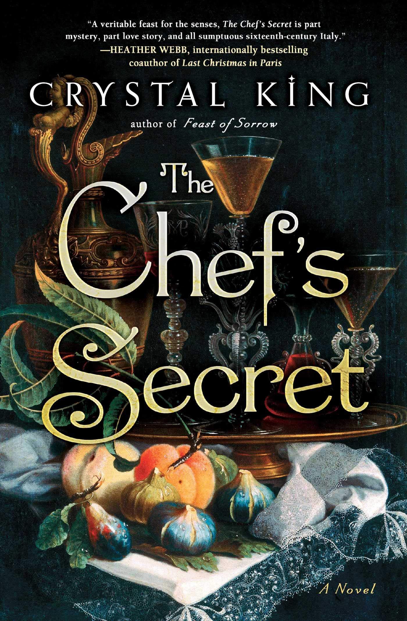 Last Christmas In Paris Book.Amazon Com The Chef S Secret A Novel 9781501196423
