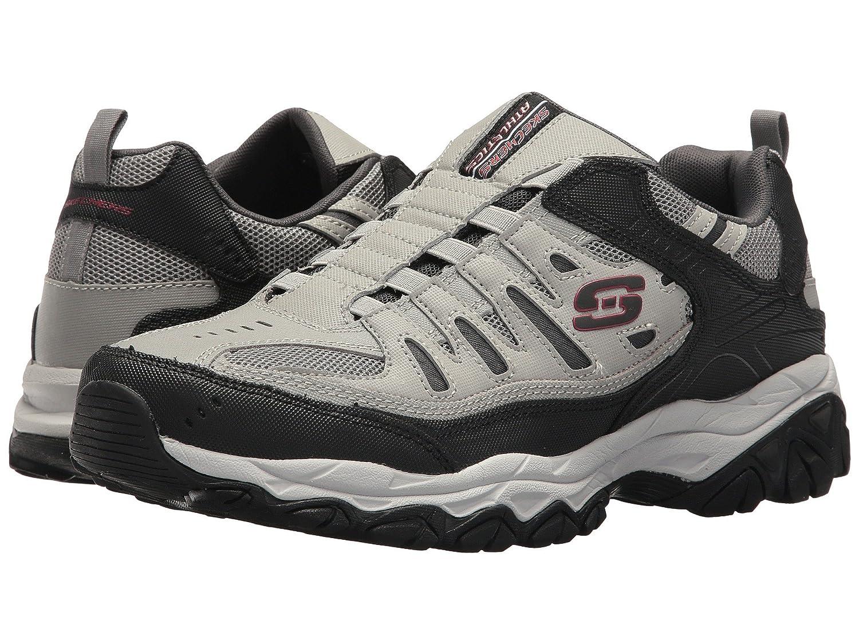 2019人気の [スケッチャーズ] メンズスニーカーランニングシューズ靴 D After Burn M. M. Fit [並行輸入品] B07FRY86F1 [並行輸入品] Gray/Black 28.5 cm D 28.5 cm D|Gray/Black, ペットグッズ&ギフトの店Felicite:e2f0ab20 --- preocuparse.me