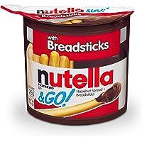 Ferrero 费列罗 Nutella&Go 榛果酱涂抹面包棒(12支)