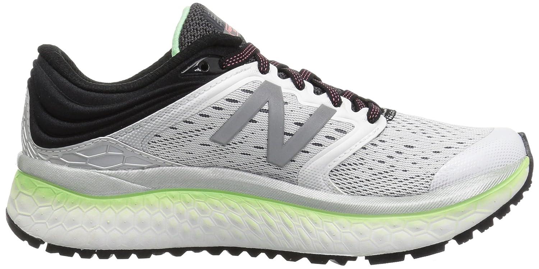 New Balance Women's 1080v8 Fresh 5 Foam Running Shoe B06XS91LQJ 5 Fresh D US|White/Blue 969872