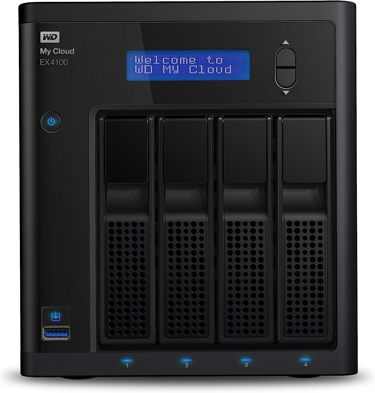 WD 24TB My Cloud EX4100 Expert Series