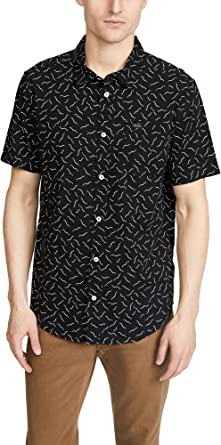 RVCA Mens ANP Pack Short Sleeve Woven Button Front Shirt, : Amazon.es: Ropa y accesorios