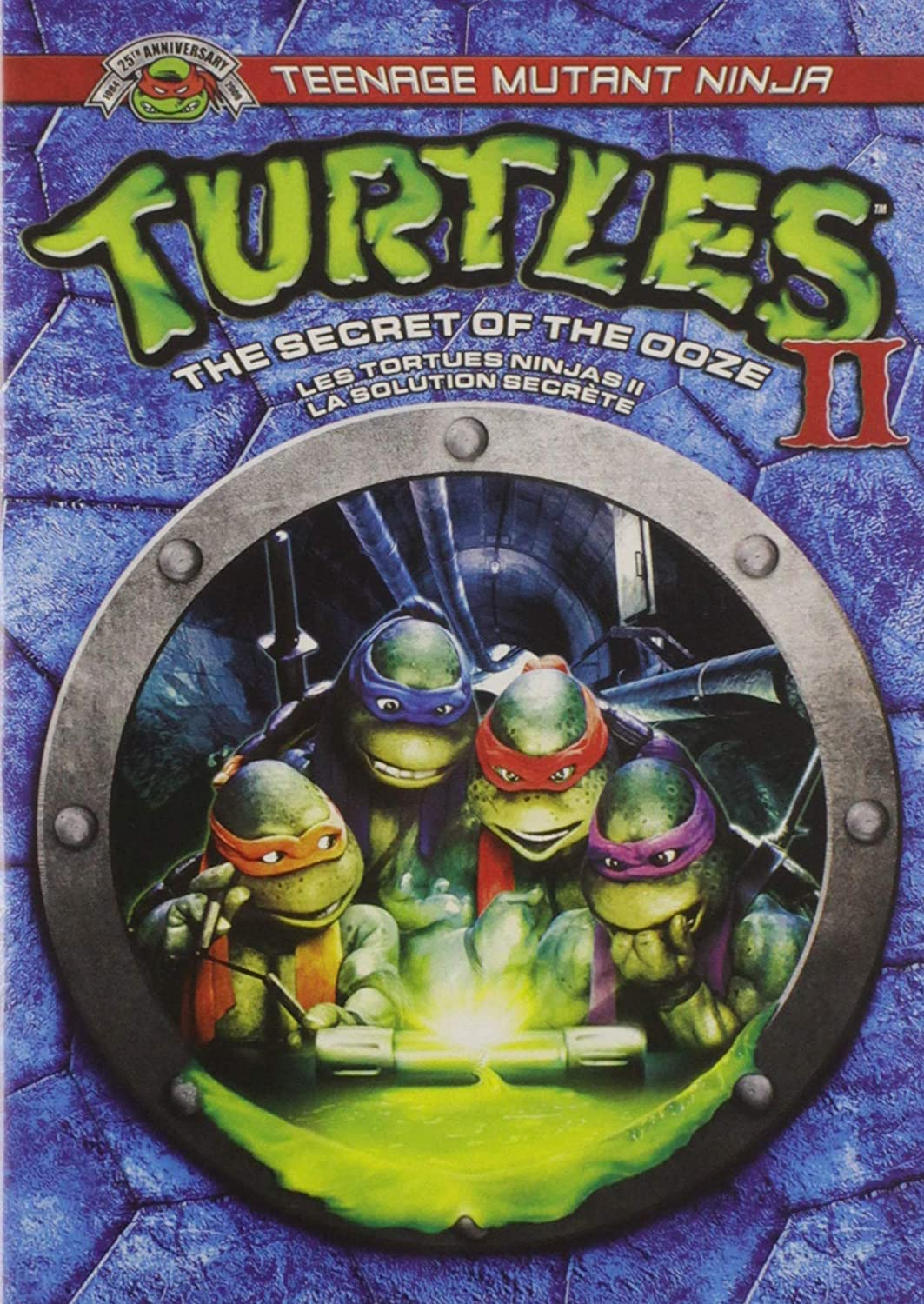 Amazon.com: Teenage Mutant Ninja: Turtles 2 - The Secret of ...