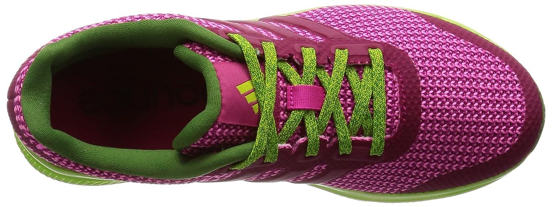 Adidas Mana Rebote De Los Zapatos Corrientes De Las Mujeres Opinión EOUmRr