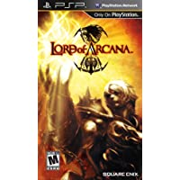 Square Enix Lord Of Arcana, PSP - Juego (PSP) - Standard Edition