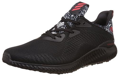 big sale 48685 70905 Adidas Mens Alphabounce CNY Cblack, Corred and Ftwwht Running Shoes - 8  UKIndia