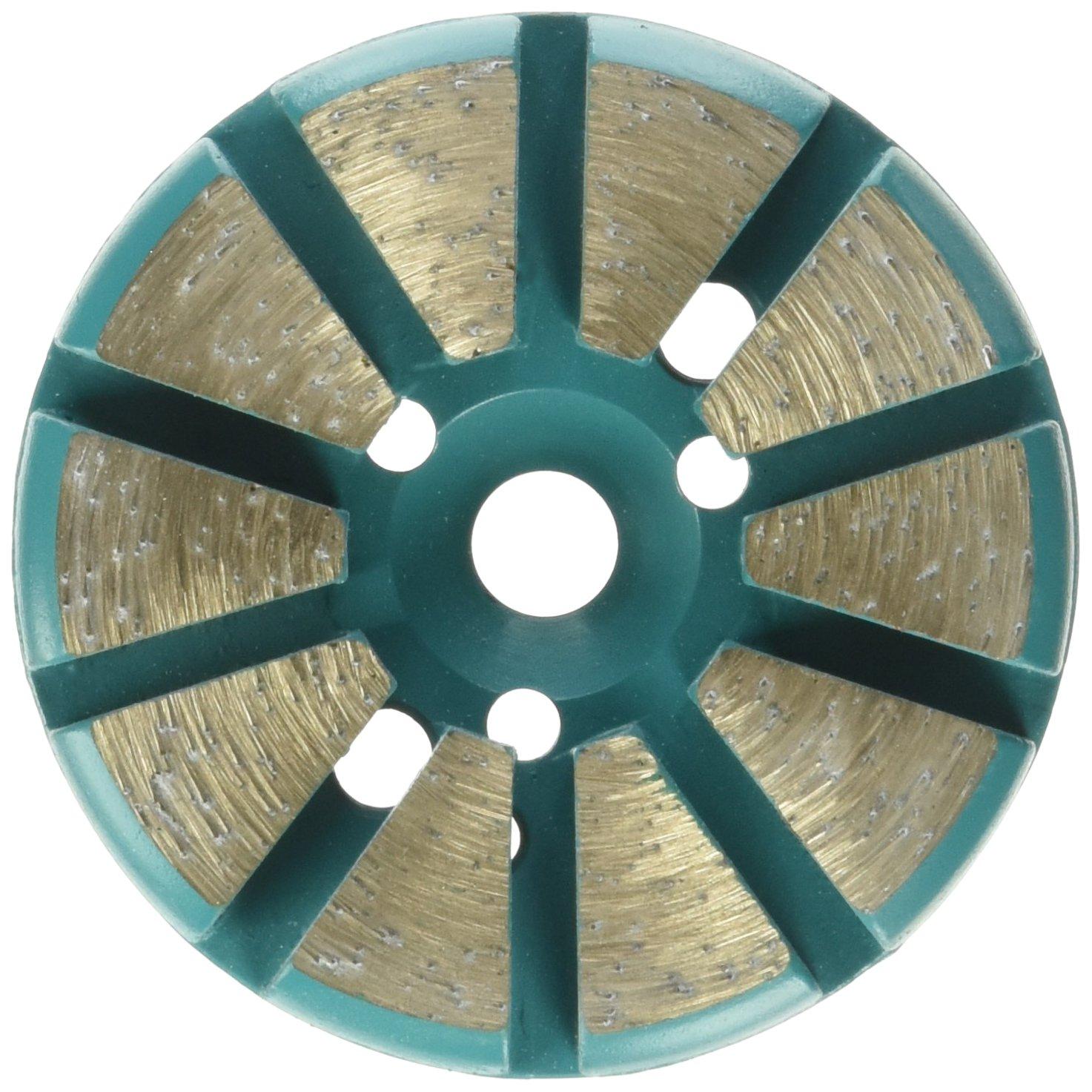 Toolocity MFP3030 3-Inch 30 Grit Multi-Mach Metal Bond Diamond Floor Grinding Disc