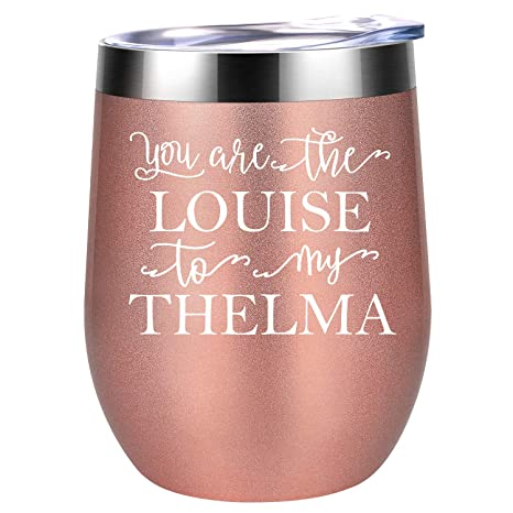 Amazon.com: You Are The Louise to My Thelma - Regalo ...