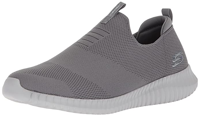 Skechers Elite Flex-Hartnell, Sneaker Infilare Uomo, Blu (Navy/Blue), 43 EU