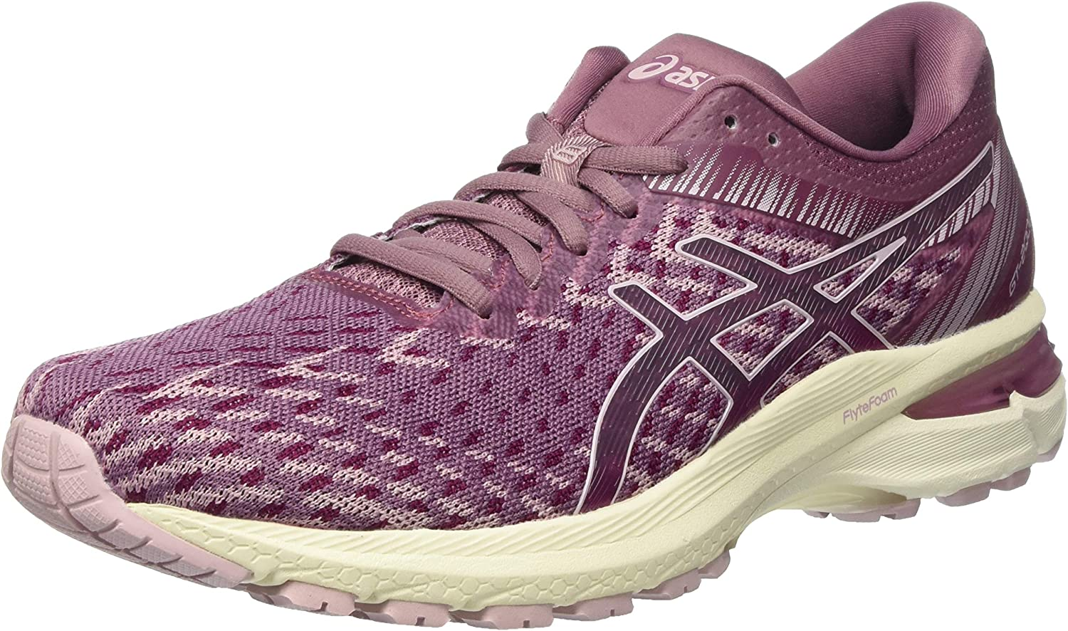 ASICS Gt-2000 8 Knit, Road Running Shoe para Mujer: Amazon.es: Zapatos y complementos