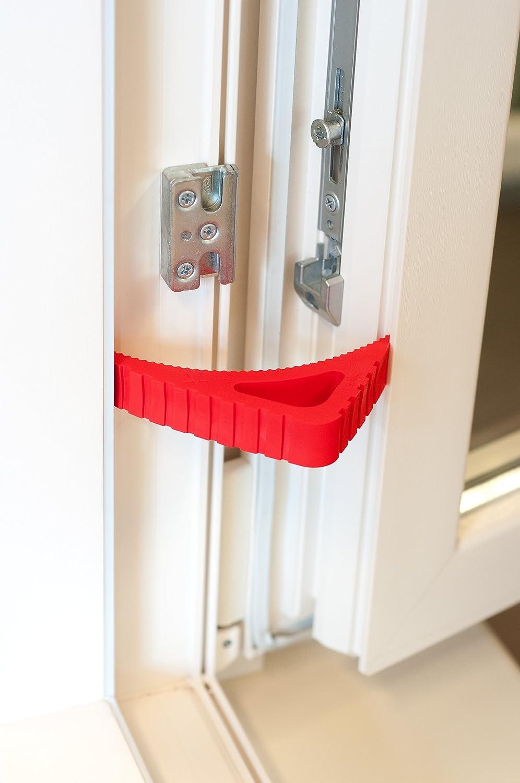 Tope, retenedor y protector de puertas y ventanas (2 unidades ...