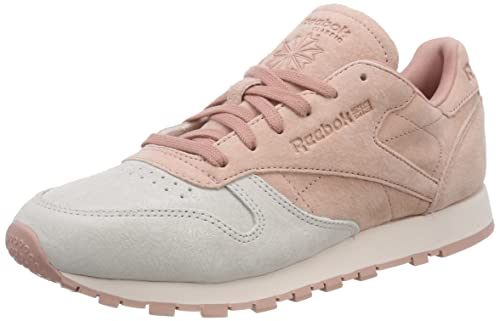 ac32d8678d5 Reebok Women s Classic Leather Trainers  Amazon.co.uk  Shoes   Bags
