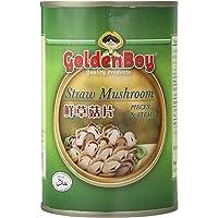 Golden Boy Straw Mushroom Sliced, 425g