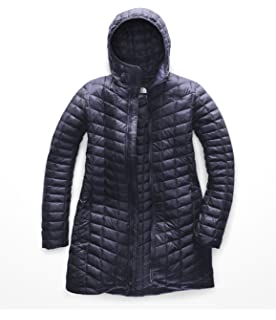 Amazon.com: The North Face Ladies Trevail Parka TNF Black L ...