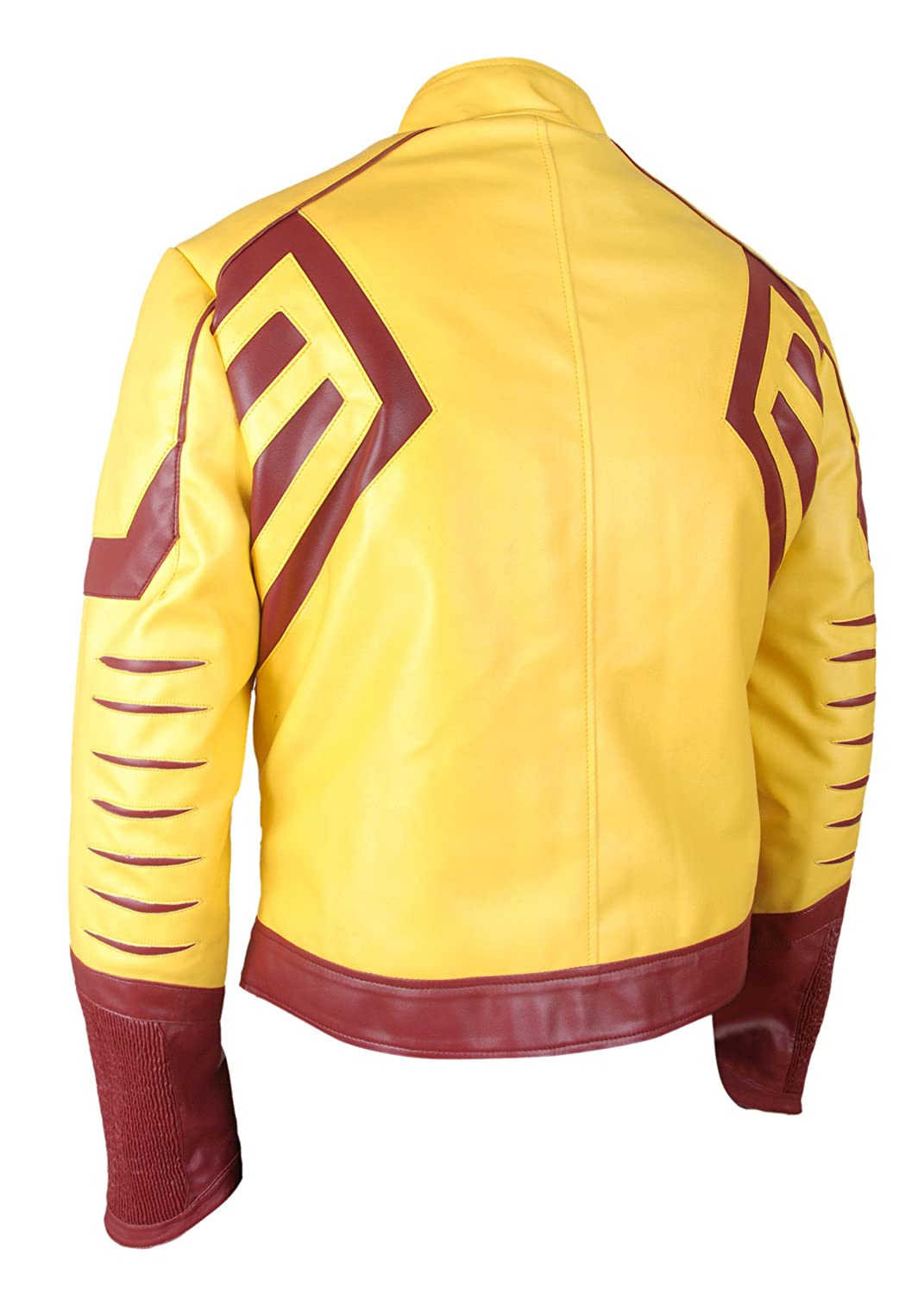 F/&H Kids Kid Flash Wally West Keiynan Lonsdale Flash Season 3 Jacket