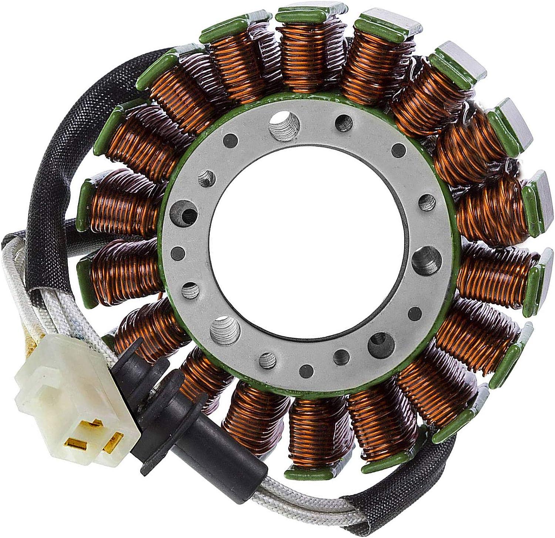 Stator Coil For Yamaha YZFR6 YZF R6 YZF-R6 1999-2002 2000 Repl 5EB-81410-00-00