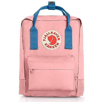 united states buy best various design Fjällräven Unisex Kanken Mini Rucksack, Rosa (Pink-Air Azul), 29 x 20 x 13  cm