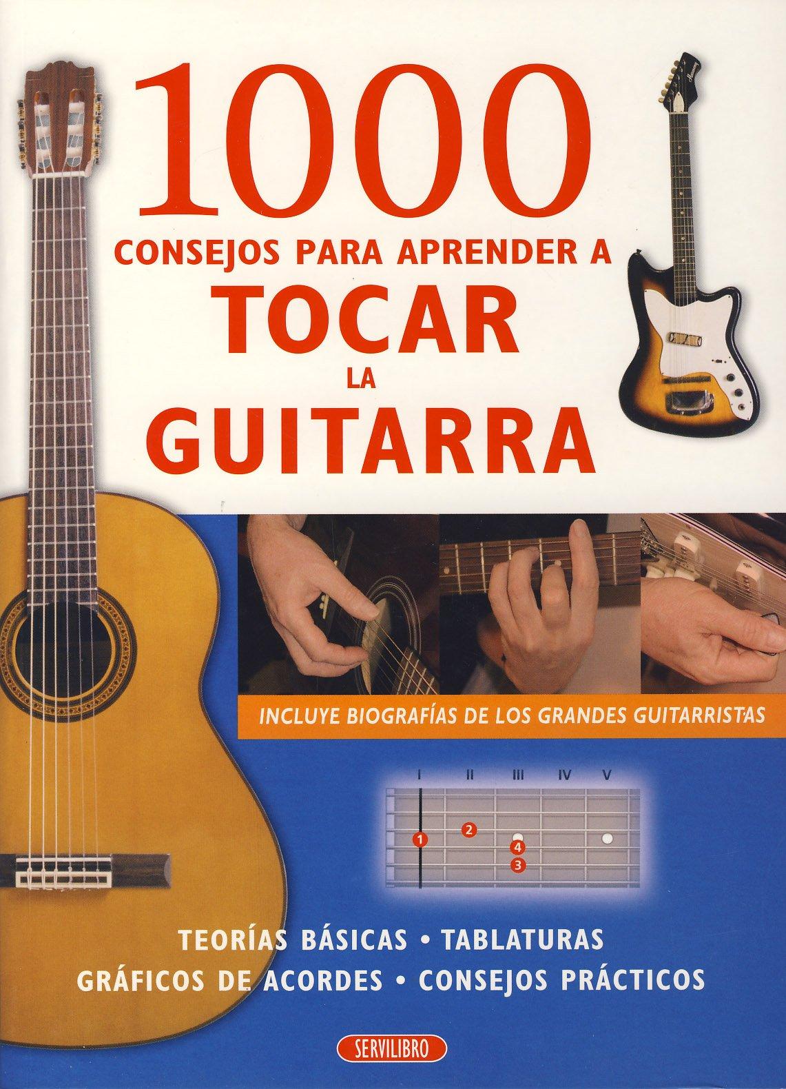 Coleccion - 1000 Canciones y Acordes Consejos para Aprender a tocar la Guitarra: Amazon.es: Coleccion: Libros