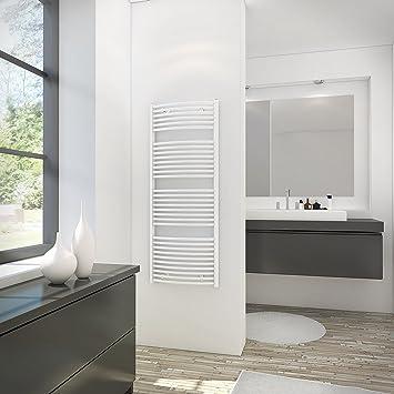 Schulte sèche-serviette pour salle de bain, radiateur à eau chaude ...