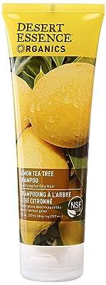 Desert Essence Organics Hair Care Shampoo