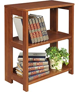 Regency Flip Flop Bookcase, 28 X 22 Inches, Cherry