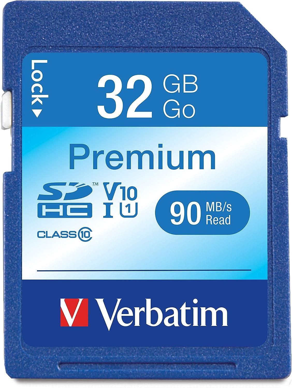etichetta può cambiare 032G-B35 SDHC Classe 4 Scheda di memoria-BLU 32 GB SanDisk SDSDB