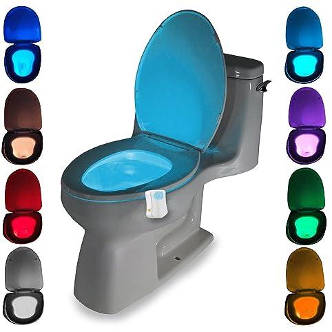 Premium motion sensor toilet led night light home toilet premium motion sensor toilet led night light home toilet bathroom motion activated toilet nightlight mozeypictures Images