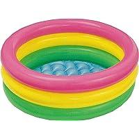 Intex Inflatable Kids Bath Tub-3Ft,Multicolor