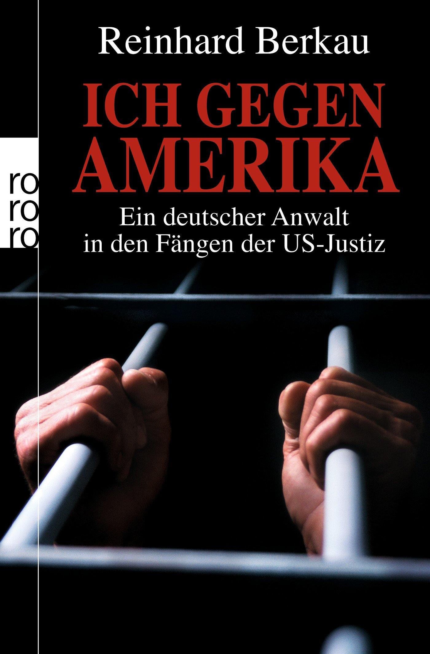 Ich gegen Amerika: Ein deutscher Anwalt in den Fängen der US-Justiz