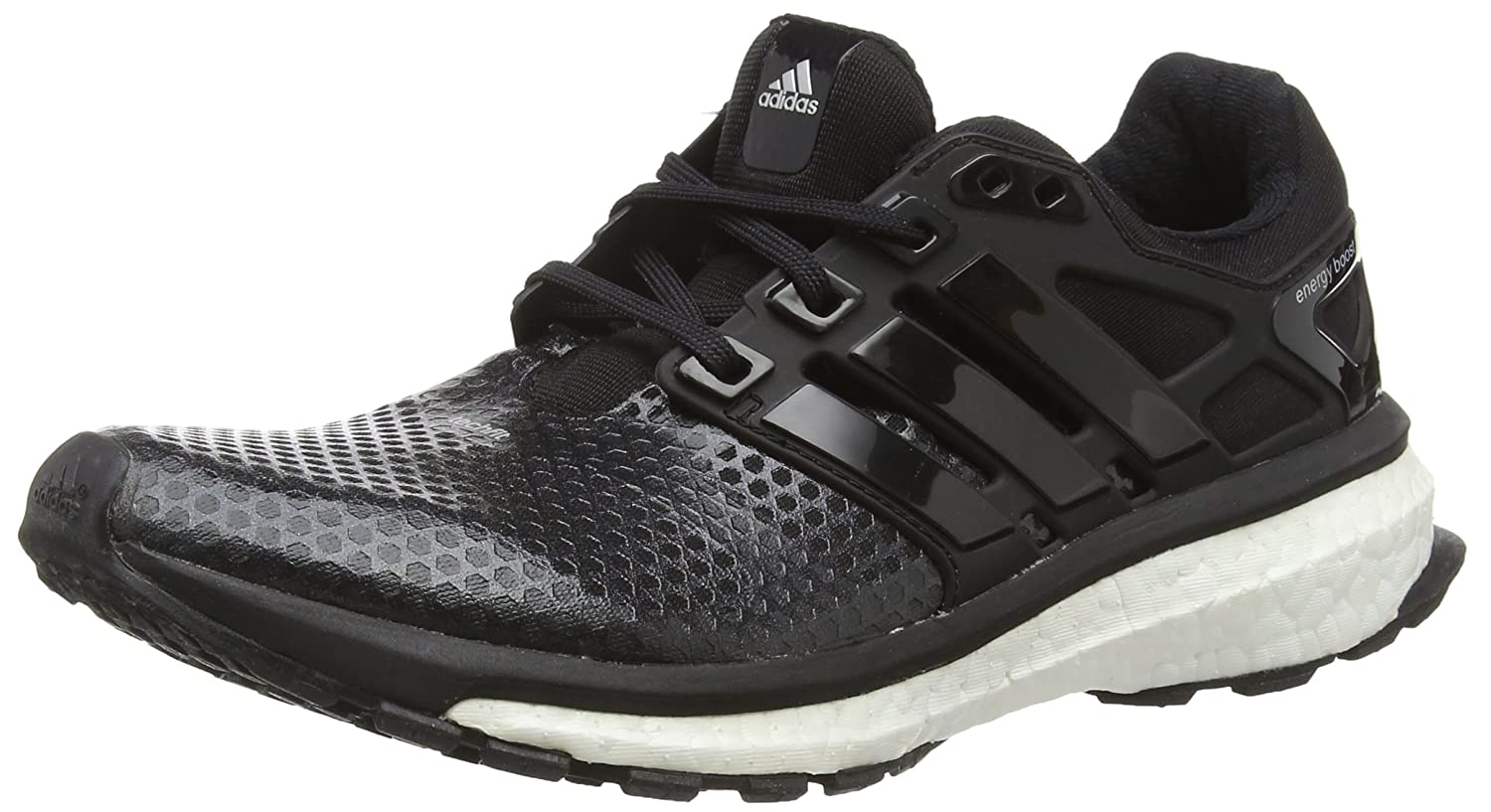 new style 9b86b 666e2 Amazon.com  adidas Energy Boost 2 ATR Running Shoes - 11.5 - Black   Running