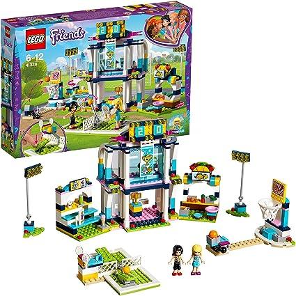 Amazon.com: LEGO Friends 41338 stephanie39; S estadio ...