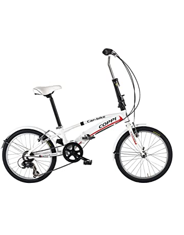 Fausto Coppi RP1X20206 Bicicleta, Unisex Adulto, Blanco, 29