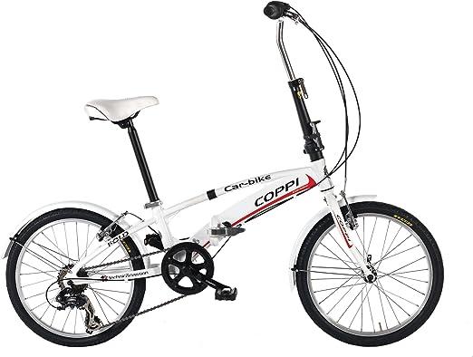Fausto Coppi RP1X20206 Bicicleta, Unisex Adulto, Blanco, 29: Amazon.es: Deportes y aire libre
