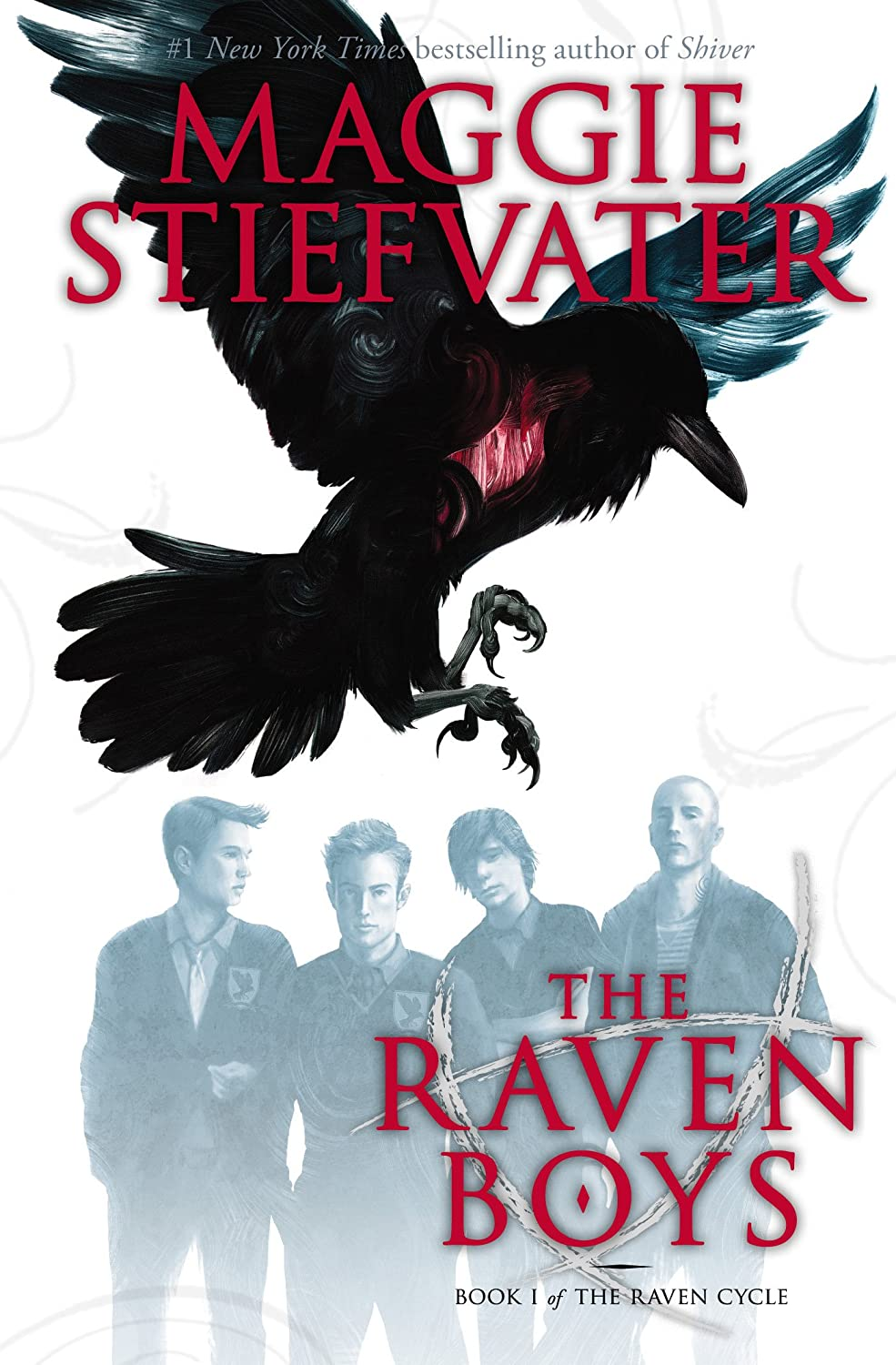 Image result for the raven boys