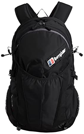 Berghaus Remote II Outdoor Backpack available in Jet Black Carbon - One Size 11bc3dd6b156d